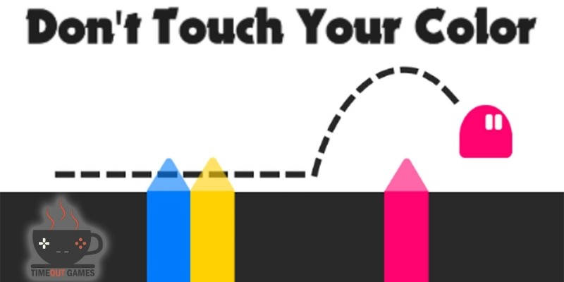Dont Touch Your Color - Buildbox Game Template