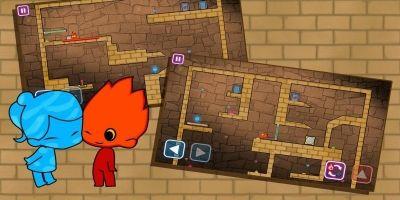 Redboy And Bluegirl - Unity Source Code