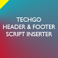 Header and Footer Script Inserter For WordPress