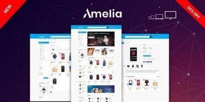 Amelia OpenCart Theme
