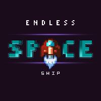Endless Spaceship - Buildbox Game Template