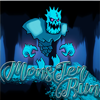 Monster Run - Template Buildbox