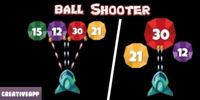 Ball Shooter - Buildbox Template