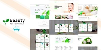 Beauty Health - PrestaShop Theme