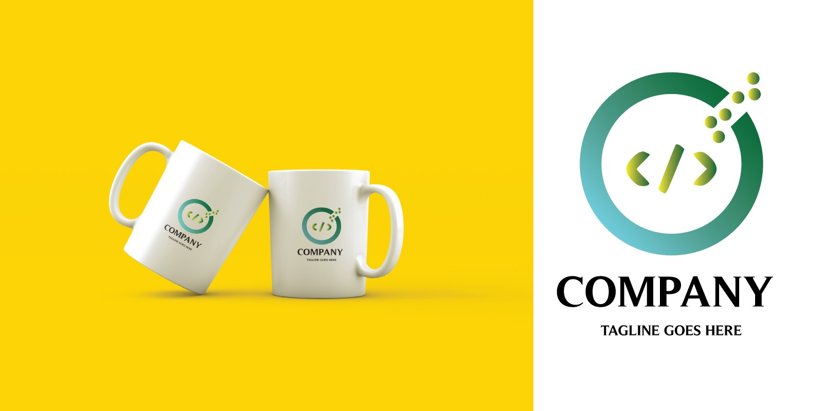 Dot Code Logo