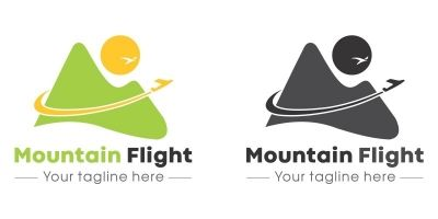 Mountain Flight logo
