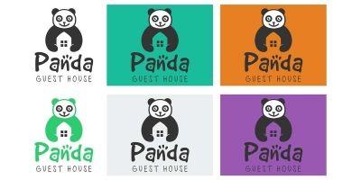 Panda Guest House Logo
