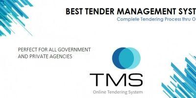 Online Tender Management System