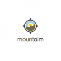 Mountaim Logo Template