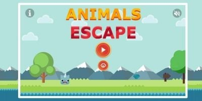 Animals Escape Buildbox Template