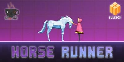 Horse Runner - Buildbox Game Template