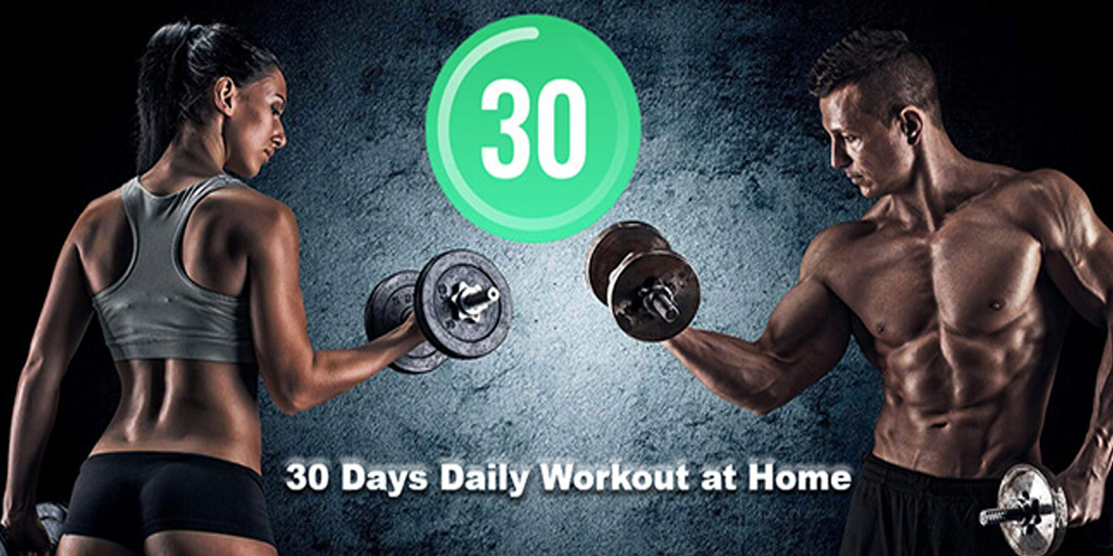 30 Day Fitness Challenge Android App