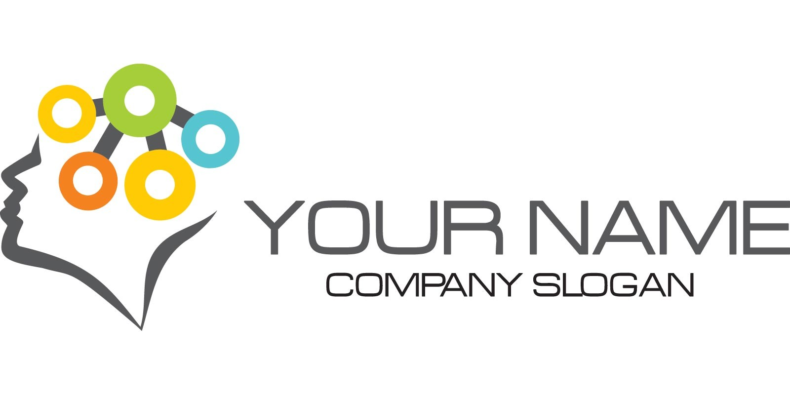 Mind Map Logo