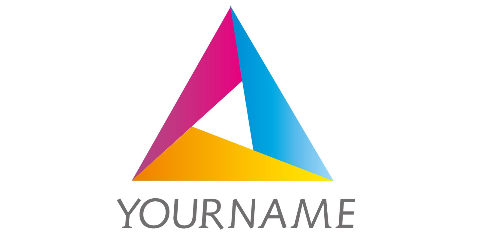 Triangle Simple Logo