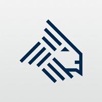 Line Lion Head Logo