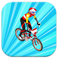 BMX King Adventure  - Buildbox Game Template