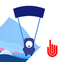 Parachute Jumper - iOS Source Code