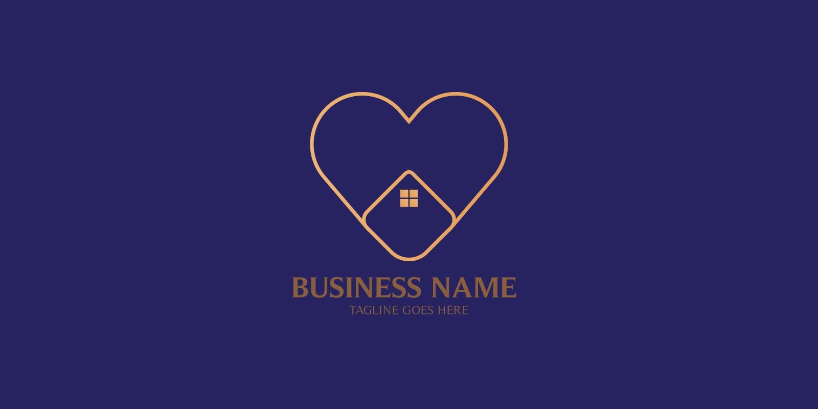 Love House Logo