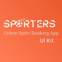 Sporters UI KIT