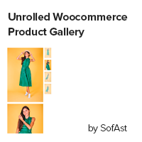 Unrolled WooCommerce Product Gallery