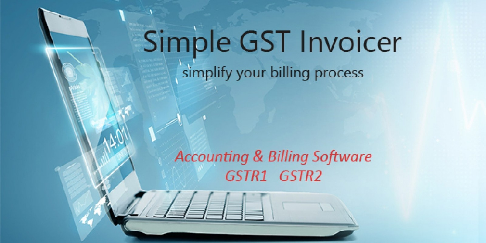 Simple GST Invoicer .NET