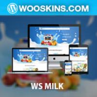 WS Milk -WooCommerce WordPress Theme