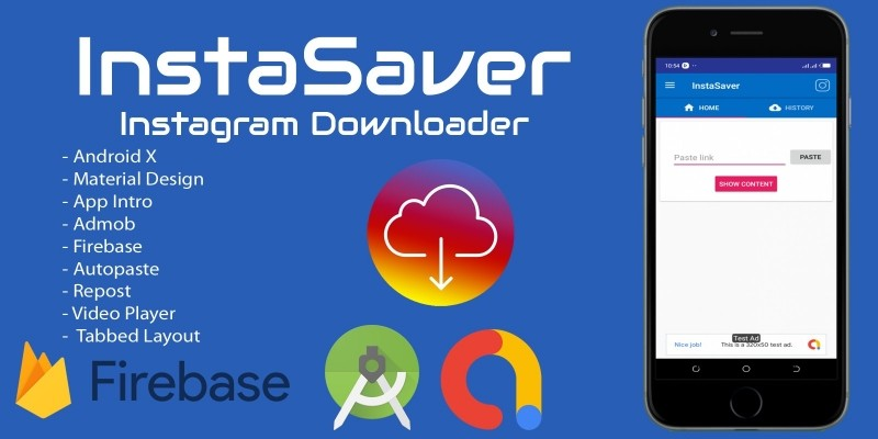 InstaSaver - Instagram Photo and Video Downloader