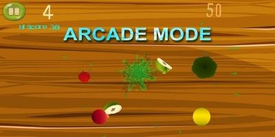 Fruit Slice Unity Game With Admob Ads