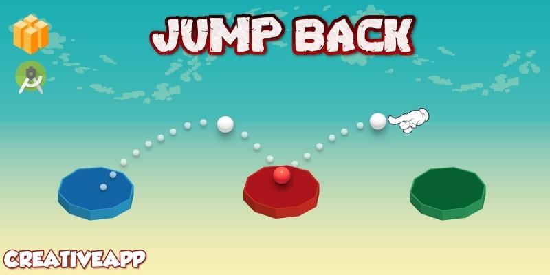 Jump Back - Buildbox Template
