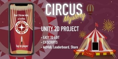 Mystery Circus - Full Unity Project