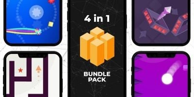 4 In 1 - BuildBox Games Pack