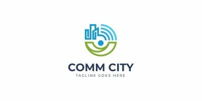 Community City Logo