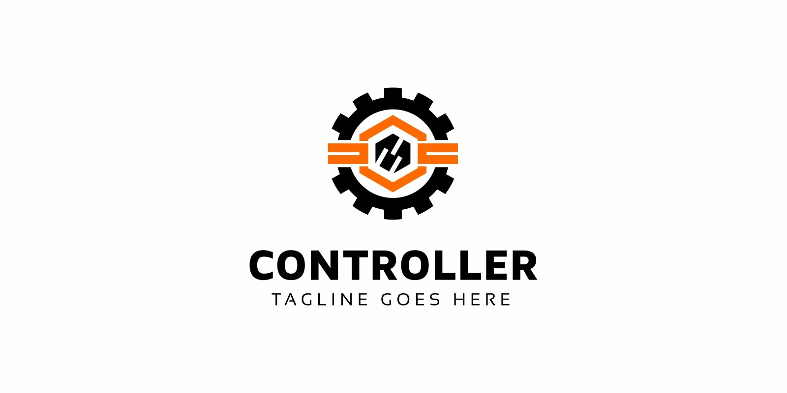 Control Gear Logo