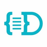 Document D Letter Logo