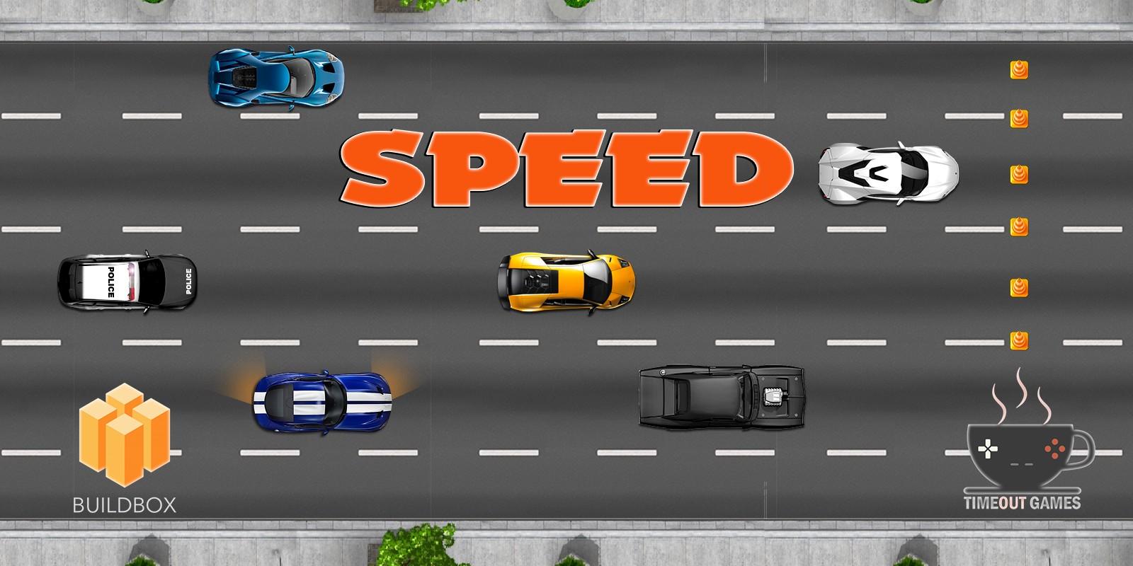 Speed - Buildbox Template