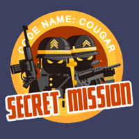 Secret Mission - Full Buildbox Game