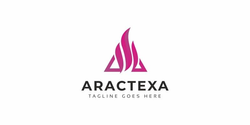 Aractexa A Letter Logo