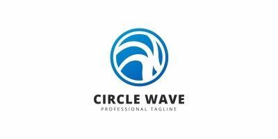 Circle Wave Logo