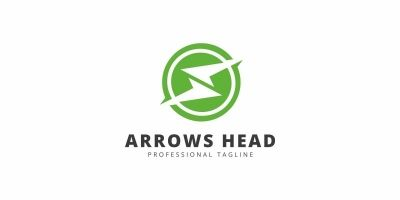 Arrows Head Logo