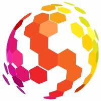 Globe Pixel Logo