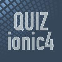 Quizionic 4 - Ionic Quiz App Template