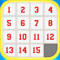 Number Arrange Puzzle Game  - iOS Source Code