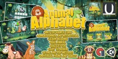 Animal Alphabet - Unity Project