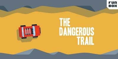 The Dangerous Trail - Premium Buildbox Template