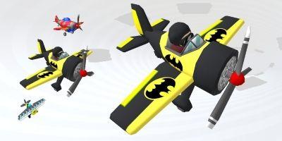 Plane Escape Game - Unity Source Code