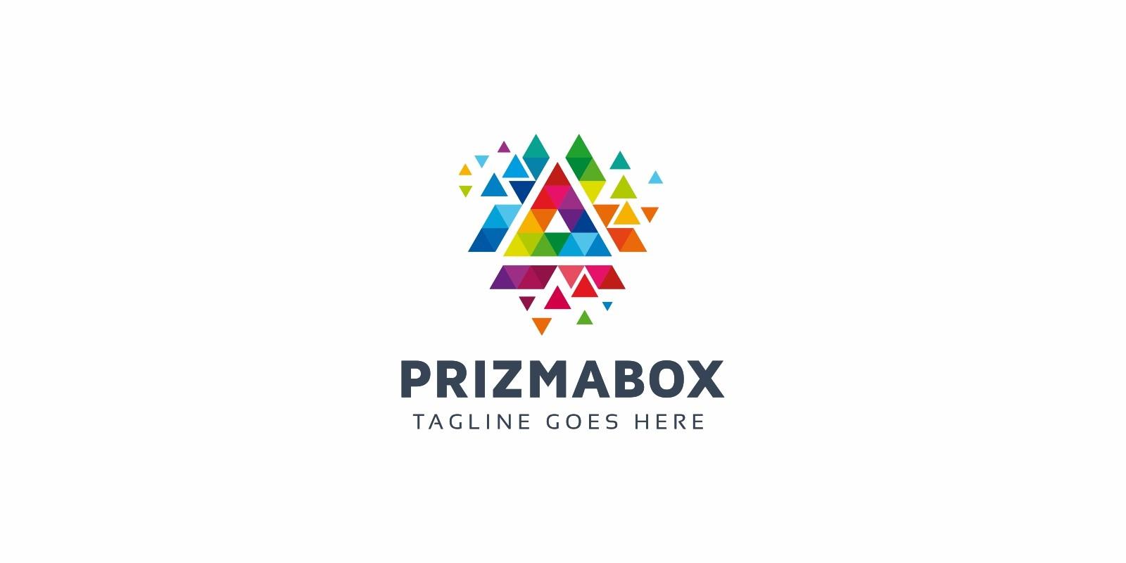 Triangle Colorful logo