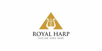 Royal Harp Logo