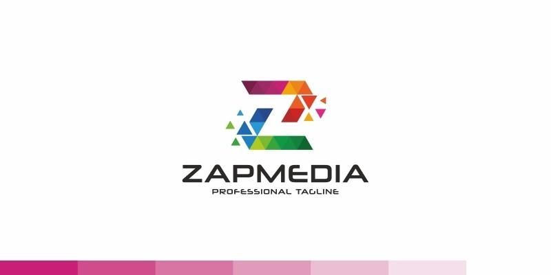 Zapmedia Z Letter Logo
