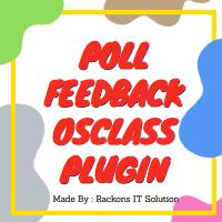Poll or Feedback Osclass Plugin