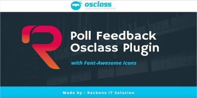 Poll or Feedback Osclass Plugin
